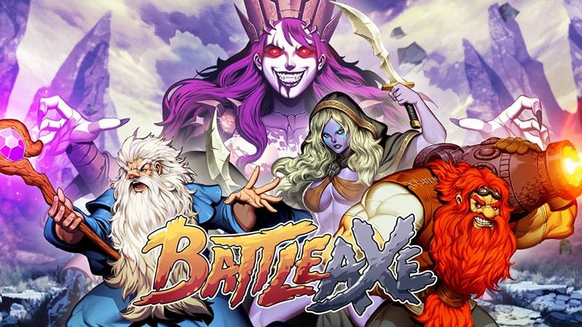 Test Battle Axe : un jeu d'arcade pur et simple pour les gamers nostalgiques