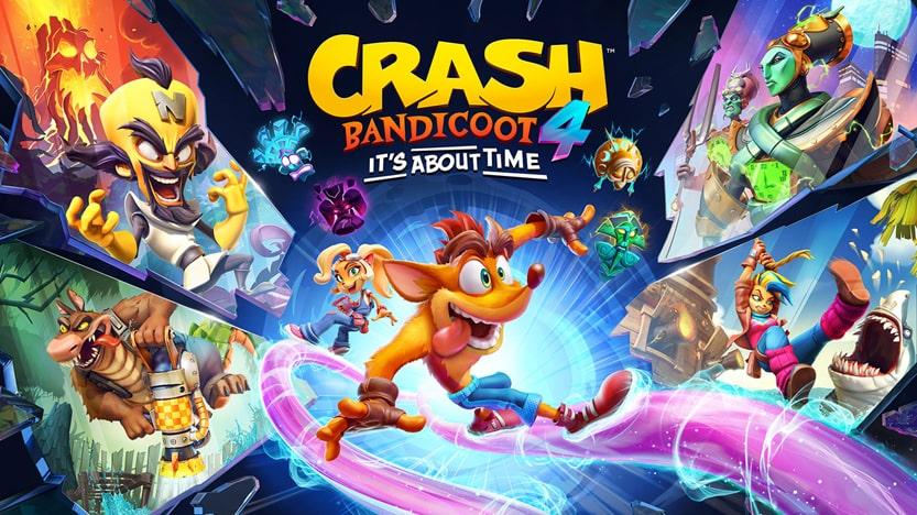Test Crash Bandicoot 4 PS4 Xbox One. Un opus fidèle à l'esprit de la série