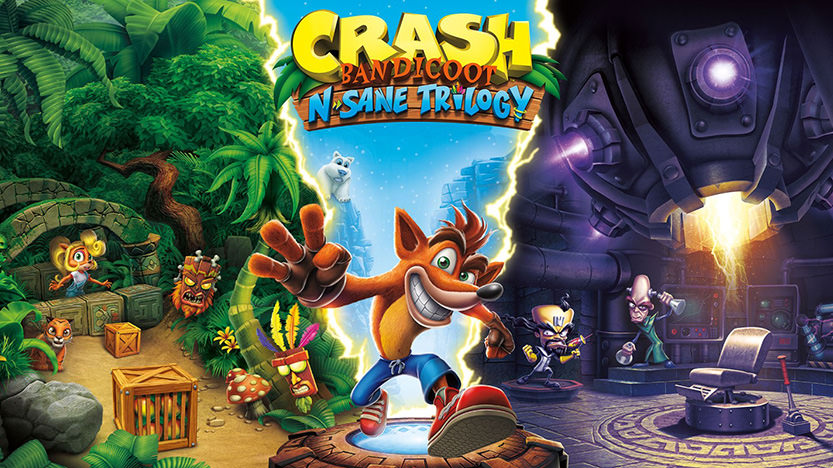 Test Crash Bandicoot N. Sane Trilogy : 3 épisodes de qualité en 1