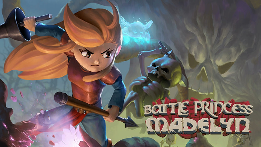 Test de Battle Princess Madelyn : une vraie suite à Ghouls'n Ghosts