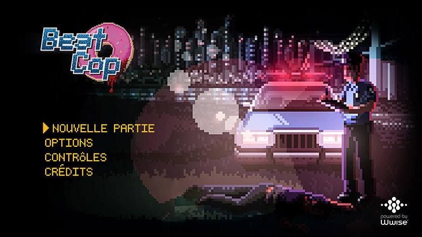 Test de Beat Cop sur PS4 : Un point'n'click entre voyous et flics ripoux