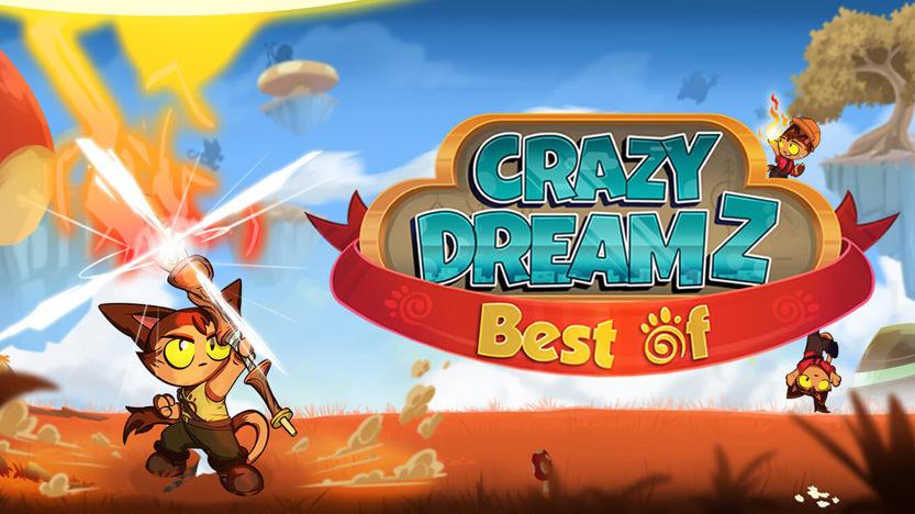Test de Crazy Dreamz: Best Of, les meilleurs niveaux de sa communauté