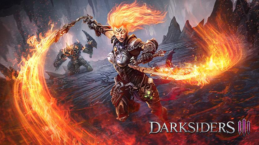 Test de Darksiders III : La cavalière Fury contre les 7 pêchés capitaux
