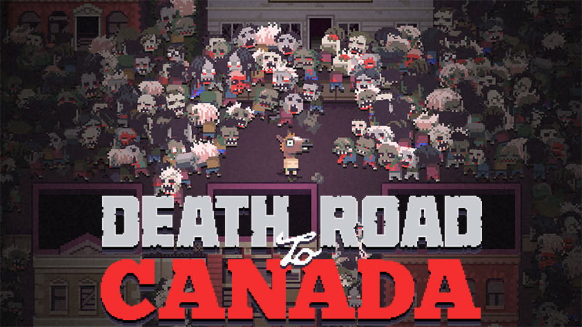 Test de Death Road To Canada : Un rogue-like dans une apocalypse zombie
