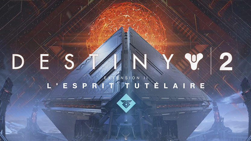 Test de Destiny 2 : L'Esprit Tutélaire sur PS4. Le deuxième DLC