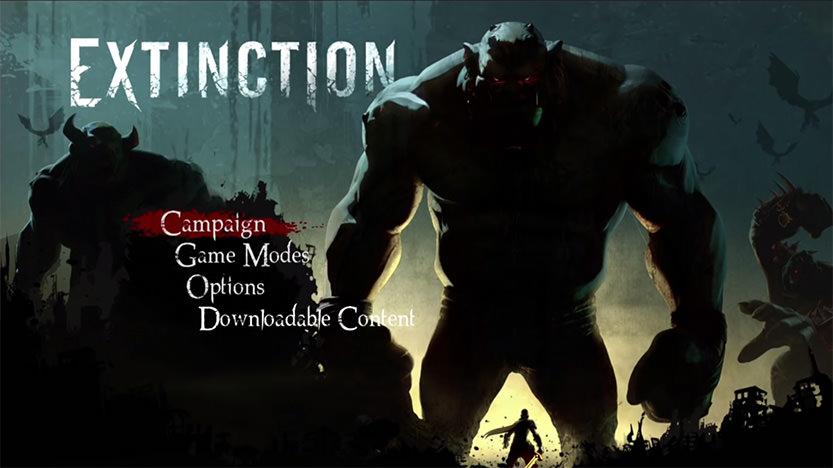 Test de Extinction : combattez des ogres gigantesques et sauver Dolorum
