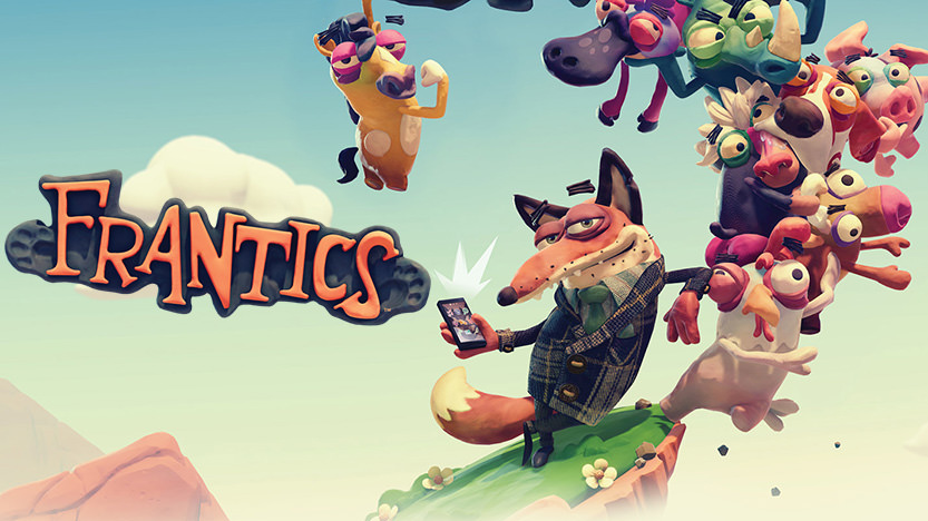 Test de Frantics : le party game de la gamme Playlink