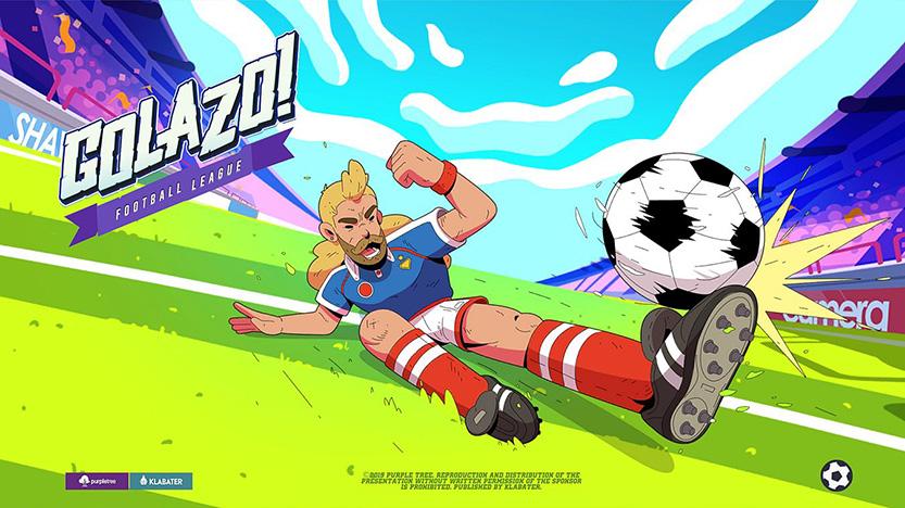 Test de Golazo! Football League. Un jeu de foot très arcade