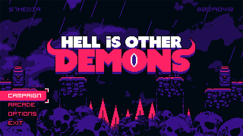 Test de Hell is Other Demons : L'enfer est pavé de bullets