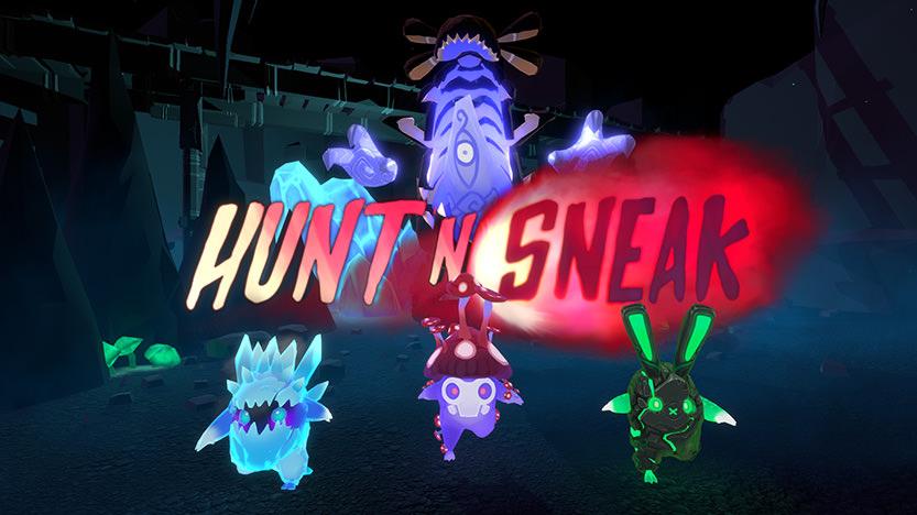 Test de Hunt 'n Sneak : le fun s'est un peu trop bien caché