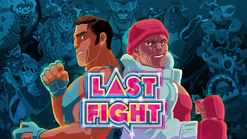 Test de Last fight sur Nintendo Switch. Le jeu de combat de la BD Lastman
