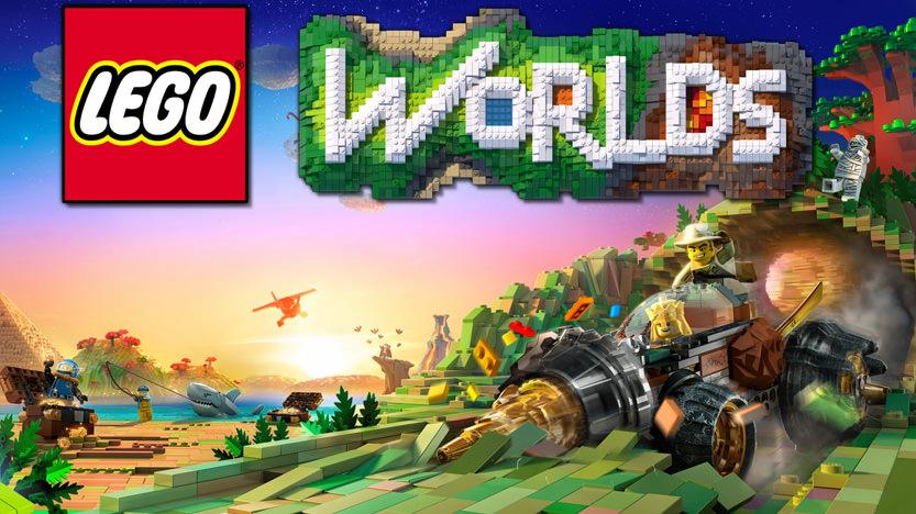 Avant on disait que Minecraft c'était comme un jeu de Lego. Maintenant on dit que Lego Worlds, c'est comme Minecraft