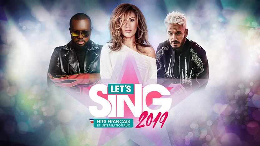 Découvrez le test du jeu de karaoké Let's Sing 2019 Hits français et internationaux sur Nintendo Switch