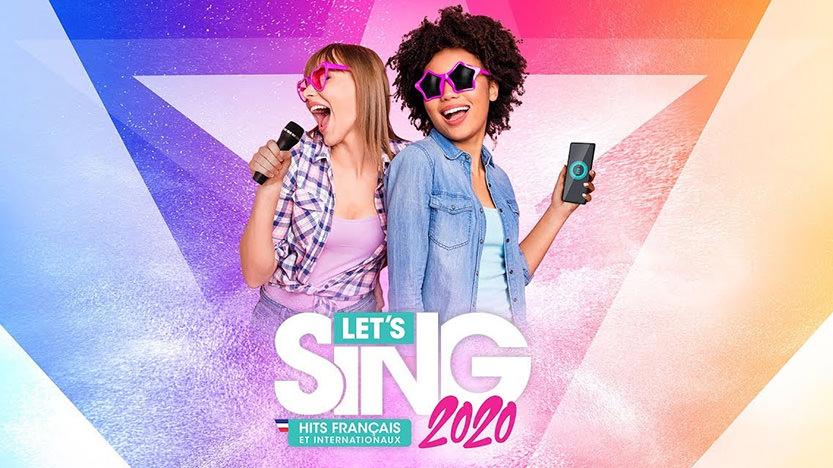Test de Let's Sing 2020 Hits français et internationaux sur PS4