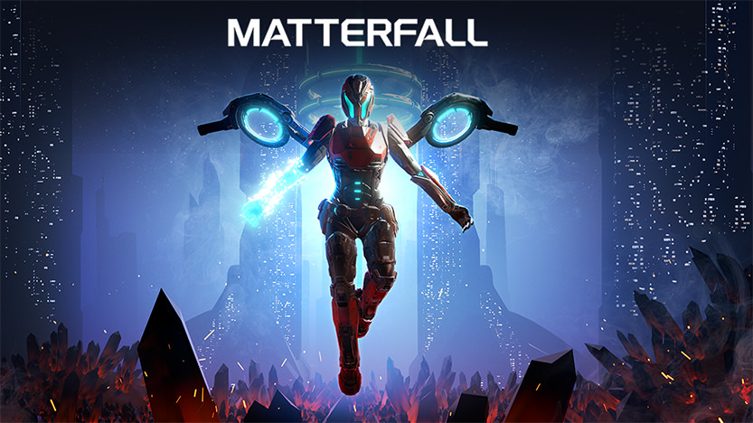 Test de Matterfall, le nouveau side scrolling shooter de Housemarque
