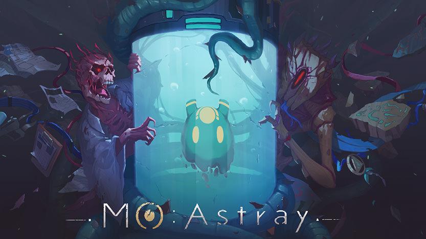 Test de MO:Astray. Un jeu gluant qui vous laissera accroché à votre pad