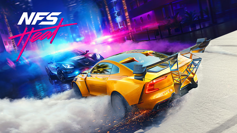 Test de Need For Speed: Heat. Bienvenue à Palm City