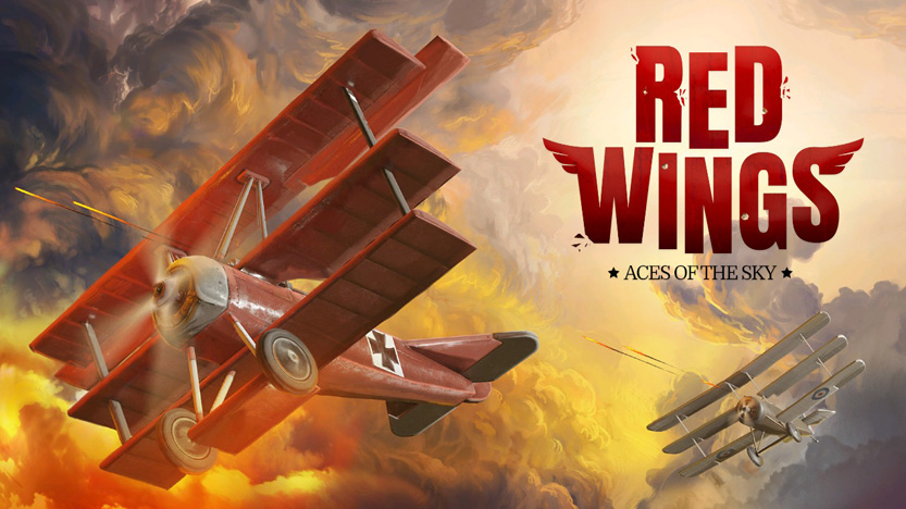 Test de Red Wings: Aces of the Sky sur Nintendo Switch