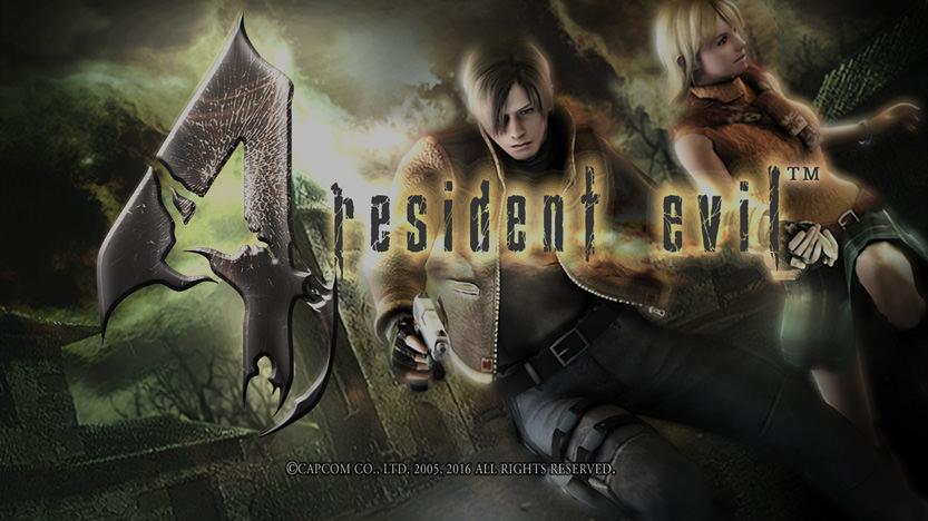 Test de Resident Evil 4 version remastérisée sur Xbox One