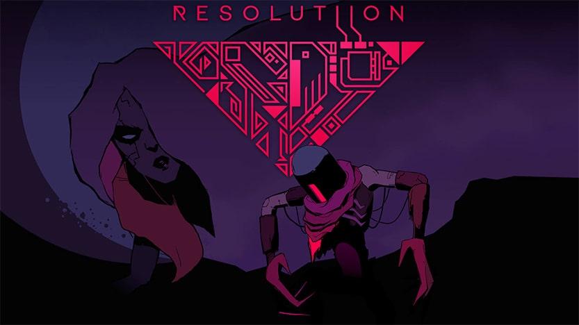 Test de Resolutiion. Un jeu d'aventure RPG en pixel art sur Steam et Switch