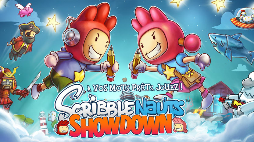 Test de Scribblenauts: Showdown sur Nintendo Switch