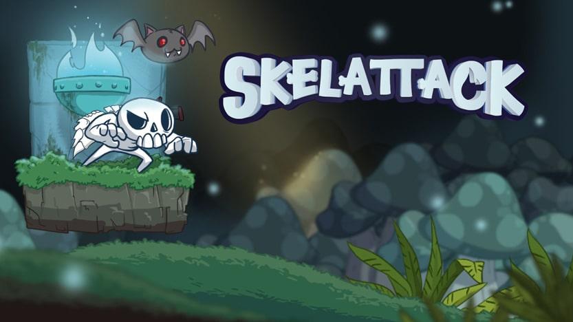 Test de Skelattack. Un Metroidvania qui amusera petits et grands avec son design très joli