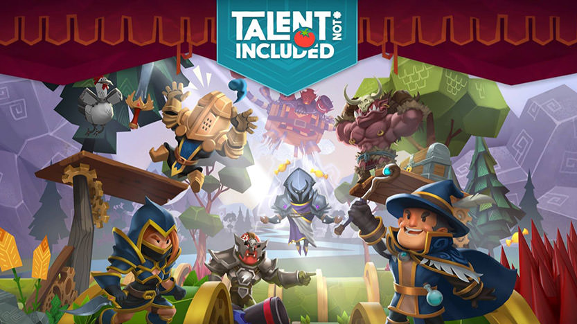 Test de Talent Not Included sur Steam