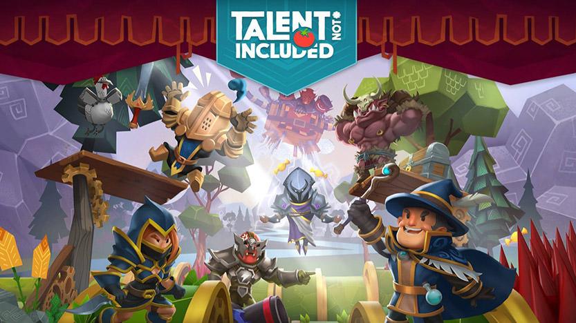 Test de Talent Not Included sur Steam