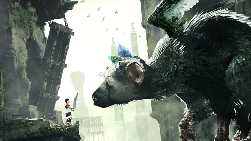Test de The Last Guardian sur PlayStation 4
