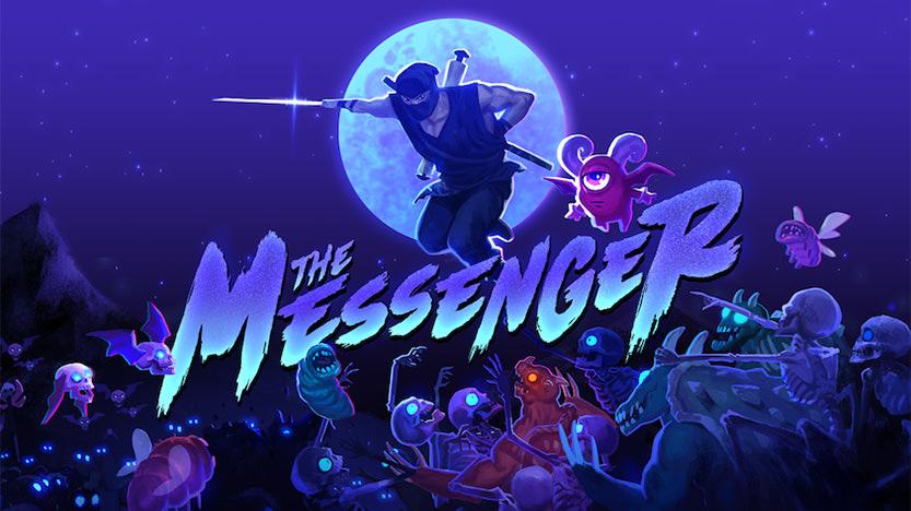 Test de The Messenger : un jeu de Ninja en 8 shino-BITS