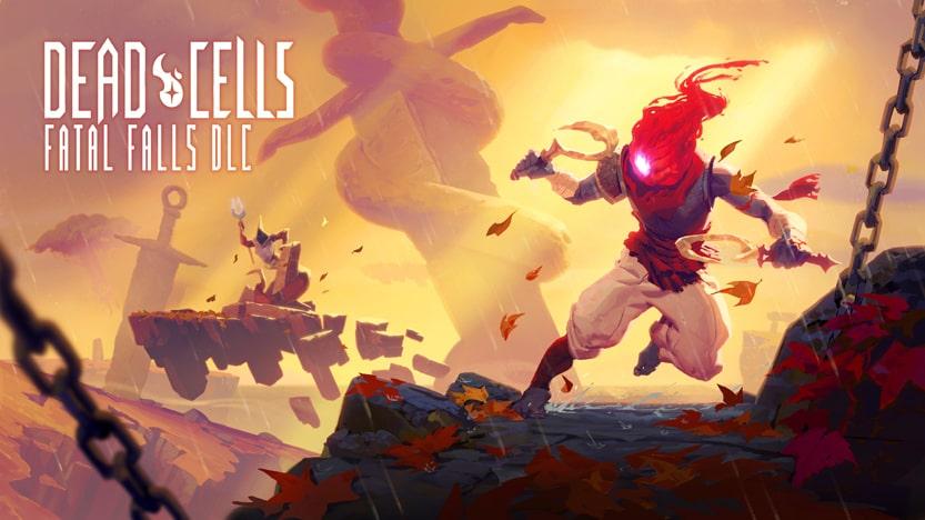 Test Dead Cells: Fatal Falls. Un nouveau DLC mortel