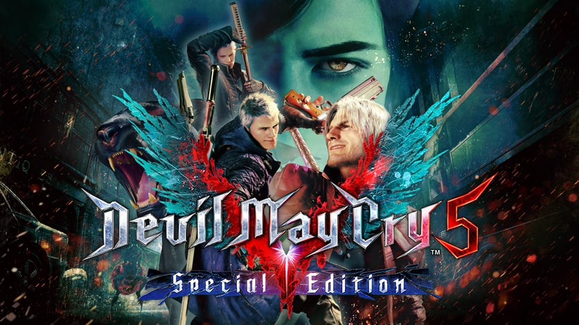 Test Devil May Cry 5 Special Edition. Vergil et le ray-tracing débarquent