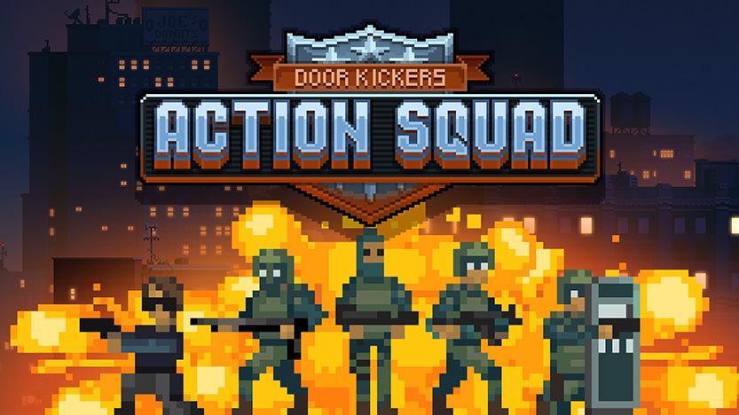 Test Door Kickers: Action Squad. Le jeu d'action rétro très années 90