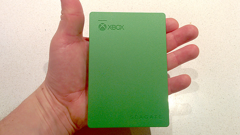 test du disque dur externe seagate pour xbox one. Black Bedroom Furniture Sets. Home Design Ideas