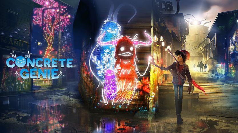 Test du jeu Concrete Genie sur PS4 Pro : un jeu magnifique plein de poésie