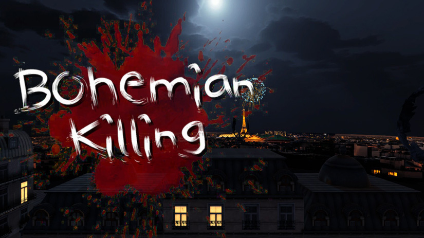 Test du jeu d'aventure Bohemian Killing sur Nintendo Switch