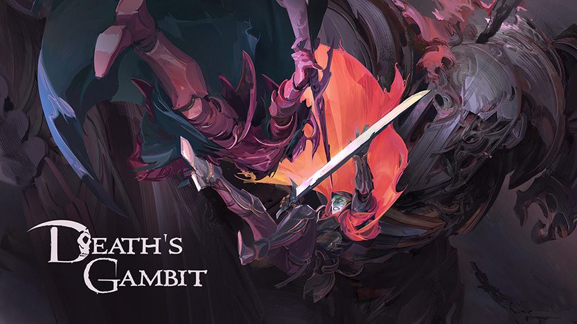 Test du jeu Death's Gambit sur PS4 : Le Dark Soul en pixel art