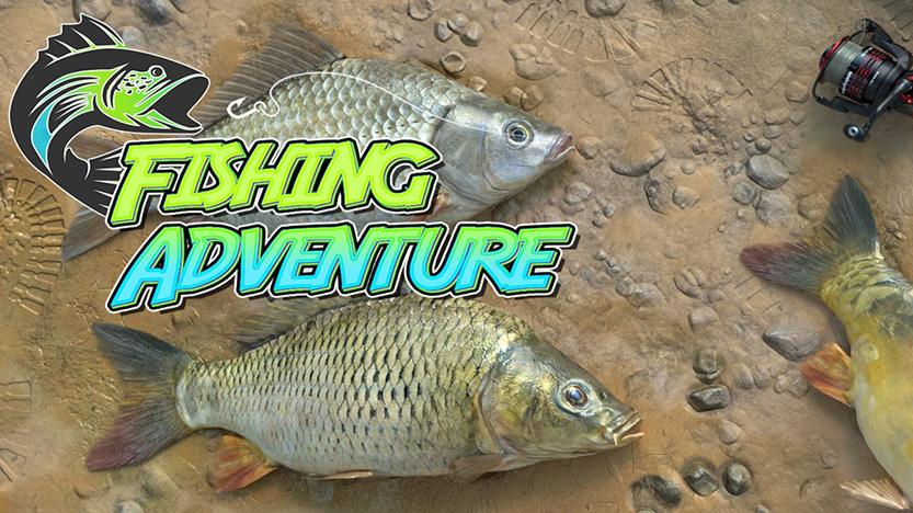 Test du jeu Fishing Adventure sur Nintendo Switch. La pêche à portée de main