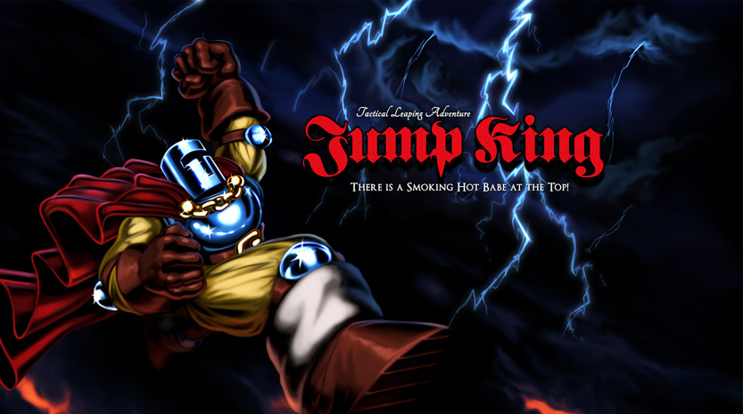 Test du jeu Jump King : Gare à la chute