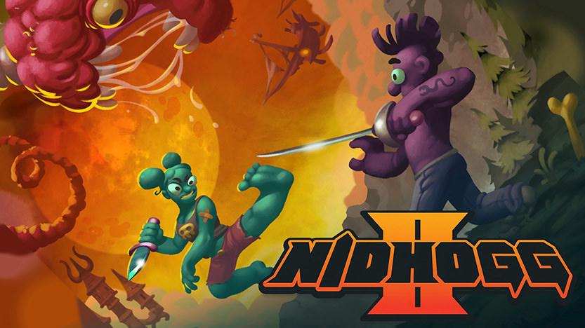 Test du jeu Nidhogg 2 sur PS4