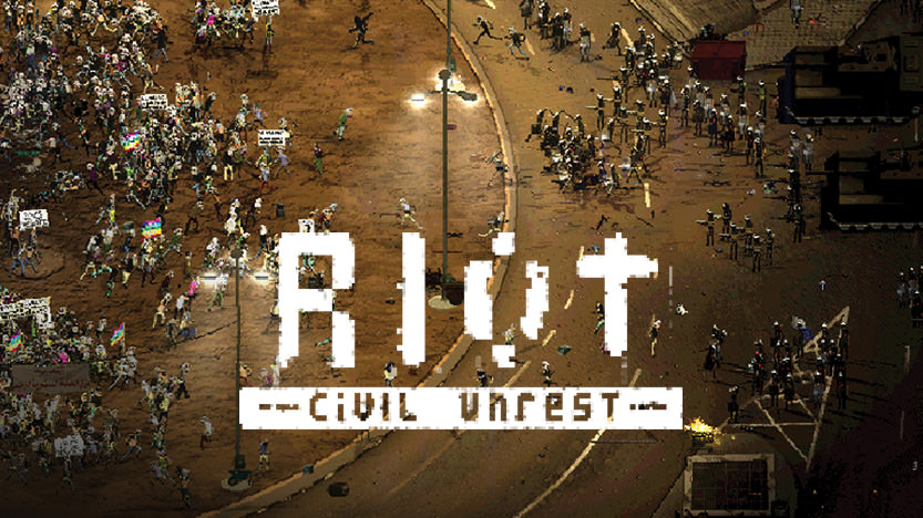 Test du jeu RIOT: Civil Unrest : gilets jaunes contre forces de l'ordre