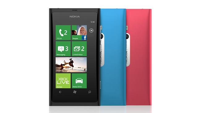 Test du Nokia Lumia 800