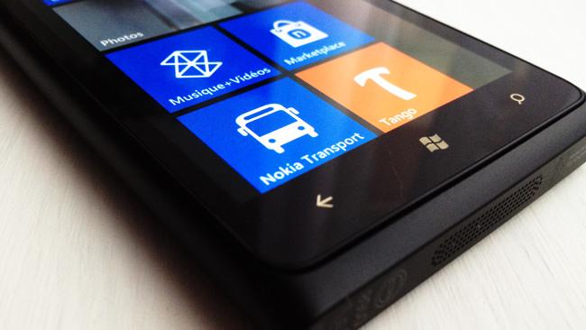 Test du Nokia Lumia 900