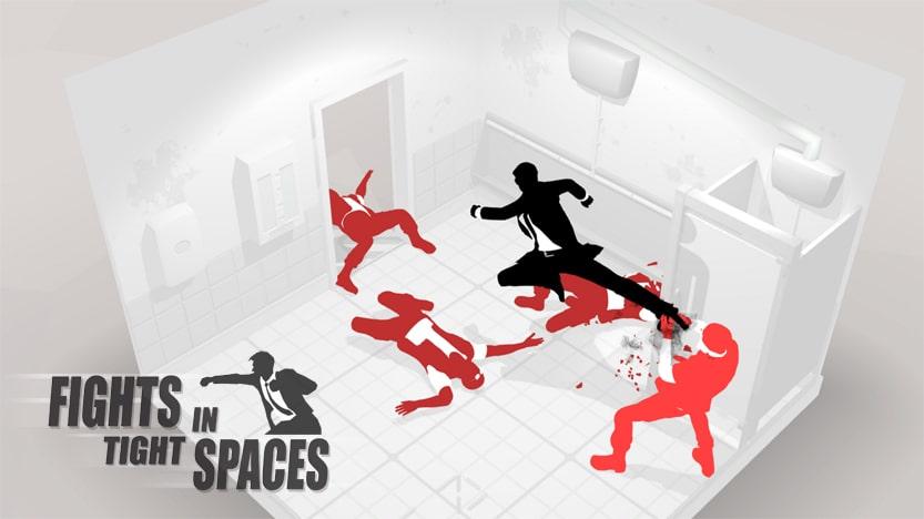 Test Fights in Tight Spaces : un astucieux mélange de deck Building et stratégie au tour par tour