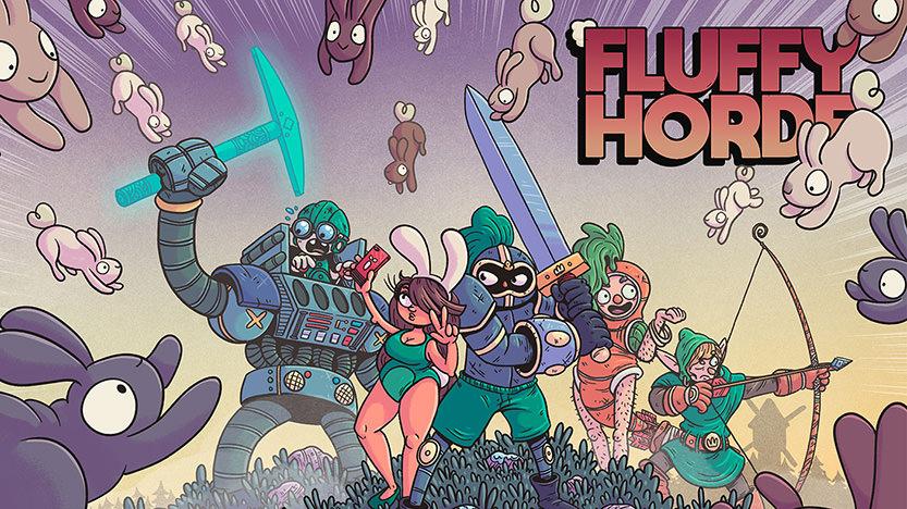 Test Fluffy Horde : résistez face à la horde de lapins mutants
