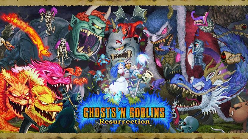 Test Ghosts 'n Goblins Resurrection. Un remake toujours aussi exigeant