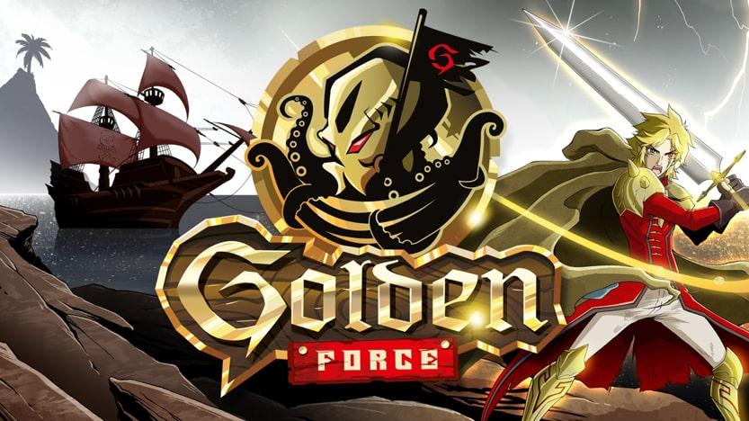 Test Golden Force. Un jeu qui touchera la fibre nostalgique des vieux gamers