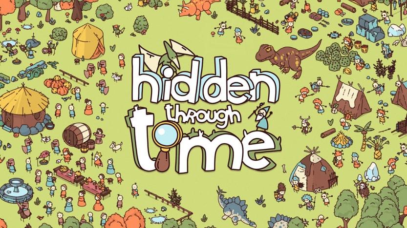 Test Hidden Through Time. Où est Charlie ? à travers le temps