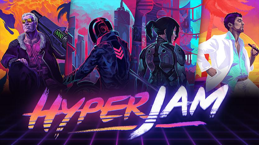 Test Hyper Jam sur PS4 : un très bon défouloir à jouer à plusieurs