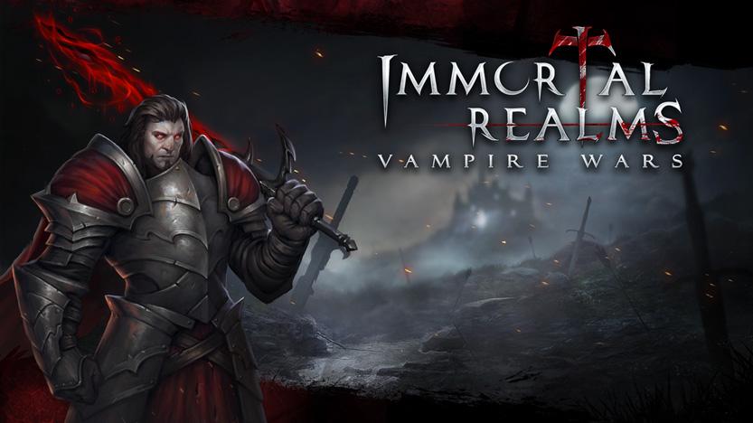 Test Immortal Realms Vampire Wars. Des combats vampiriques au tour par tour